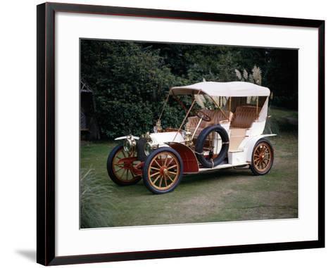 1904 Mercedes 28/32 Hp--Framed Art Print