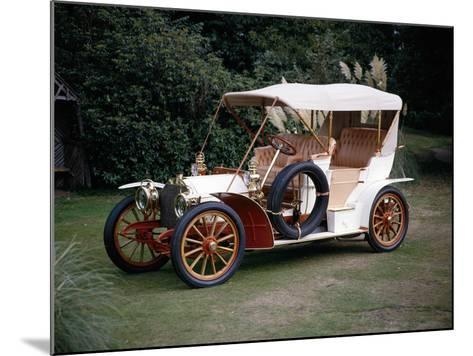1904 Mercedes 28/32 Hp--Mounted Photographic Print
