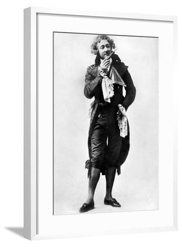 Fred Terry (1863-193), English Actor, 1906- Ellis & Walery-Framed Art Print