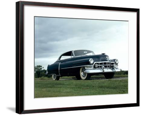 A 1950 Cadillac 60S 2 Door Coupe--Framed Art Print