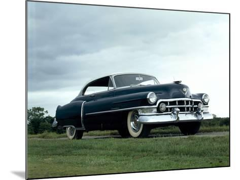 A 1950 Cadillac 60S 2 Door Coupe--Mounted Photographic Print