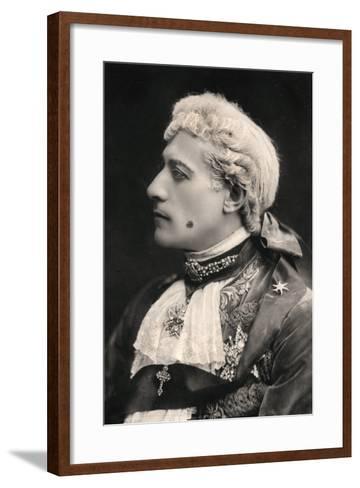 Lewis Waller (1860-191), English Actor, 1906--Framed Art Print