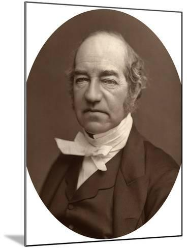 Charles Old Goodford, Provost of Eton College, 1878-Lock & Whitfield-Mounted Photographic Print