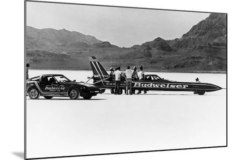Budweiser Rocket, USA, 1979--Mounted Photographic Print
