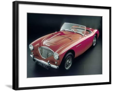 1956 Austin Healey 100-BN2--Framed Art Print