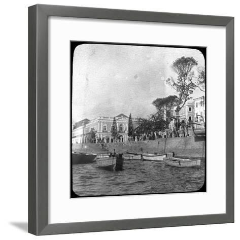 Pernambuco, Brazil, Late 19th or Early 20th Century--Framed Art Print