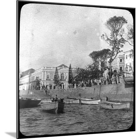 Pernambuco, Brazil, Late 19th or Early 20th Century--Mounted Photographic Print