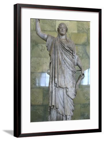 Caryatid--Framed Art Print