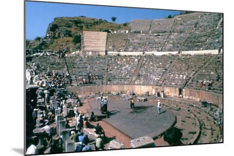 Roman Theatre, 41-54 Ad--Mounted Photographic Print