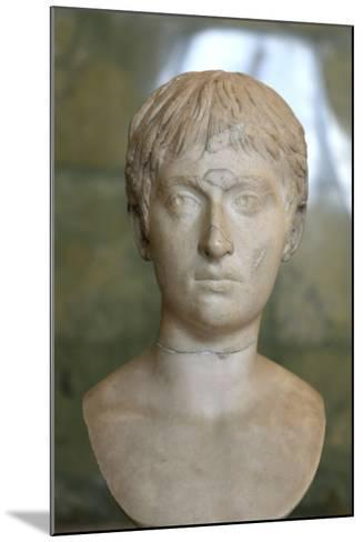 Portrait of a Youth, First Half of 2nd Century--Mounted Photographic Print