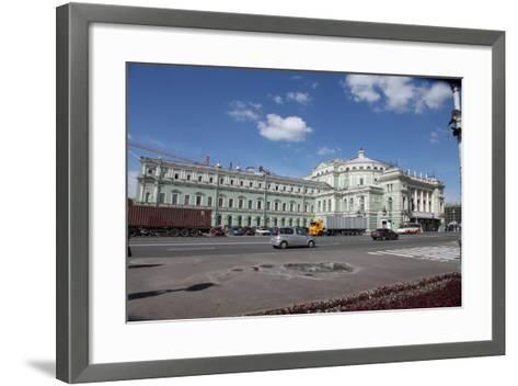 Mariinsky Theatre, St Petersburg, Russia, 2011-Sheldon Marshall-Framed Art Print