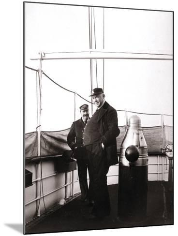 Dutch Pilot, 1898-James Batkin-Mounted Photographic Print