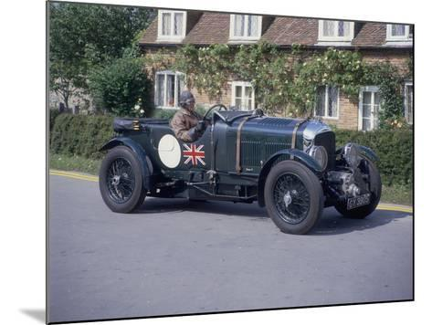 1931 Bentley 4.5 Litre Supercharged--Mounted Photographic Print