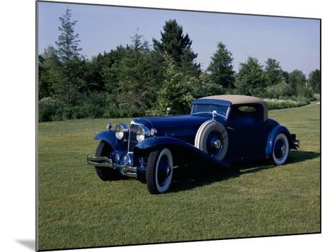 A 1930 Cord L29--Mounted Photographic Print