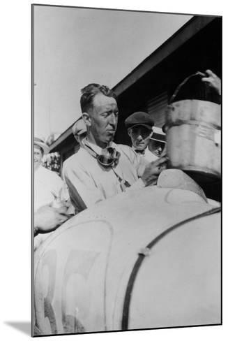 Jimmy Murphy, Winner of the Indianapolis 500, 1922--Mounted Photographic Print