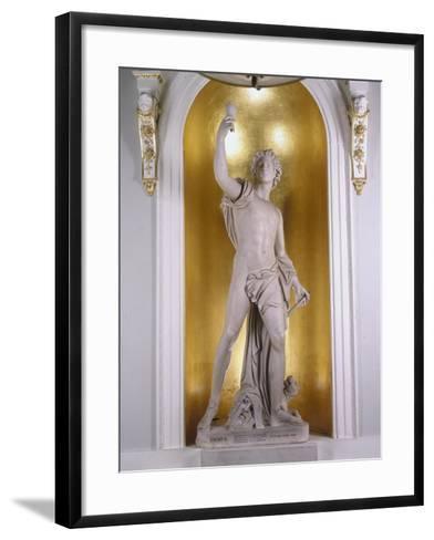 Comus, 1856-John Graham Lough-Framed Art Print