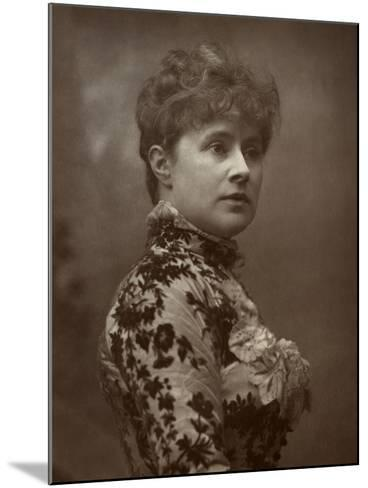Alice Lingard, British Actress and Singer, 1884-Herbert Rose Barraud-Mounted Photographic Print