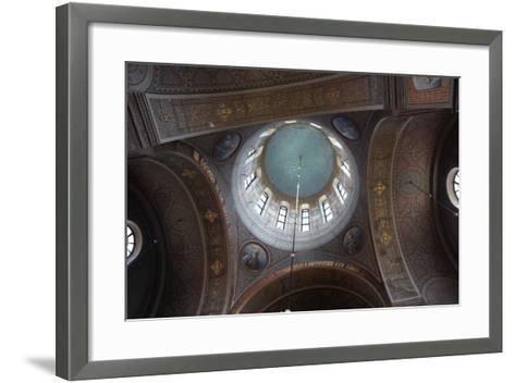 Interior of the Dome, Uspenski Cathedral, Helsinki, Finland, 2011-Sheldon Marshall-Framed Art Print