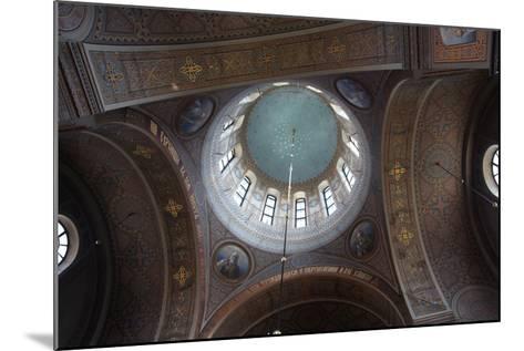 Interior of the Dome, Uspenski Cathedral, Helsinki, Finland, 2011-Sheldon Marshall-Mounted Photographic Print