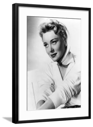 Glynis Johns, British Actress, Singer and Dancer, 20th Century- Rank Organisation-Framed Art Print