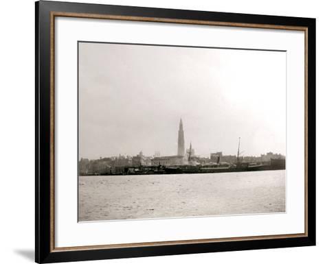 Rotterdam, 1898-James Batkin-Framed Art Print