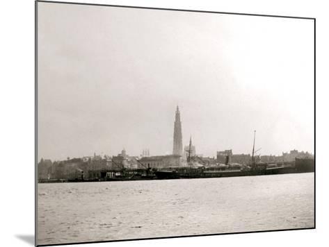 Rotterdam, 1898-James Batkin-Mounted Photographic Print