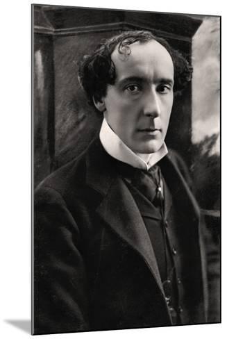 Harry Brodribb Irving (1870-191), English Actor, Early 20th Century- Vandyk-Mounted Photographic Print