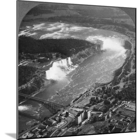 Niagara Falls, USA, C1900s--Mounted Photographic Print