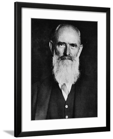 Robert Bosch--Framed Art Print