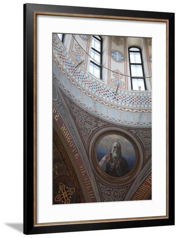 Interior Detail, Uspenski Cathedral, Helsinki, Finland, 2011-Sheldon Marshall-Framed Art Print