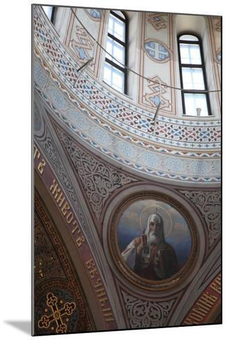 Interior Detail, Uspenski Cathedral, Helsinki, Finland, 2011-Sheldon Marshall-Mounted Photographic Print