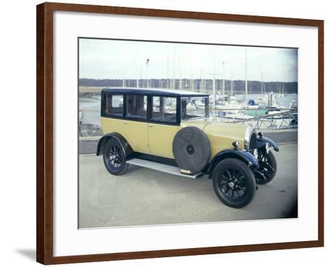 1928 Bean Short 14 Car--Framed Art Print
