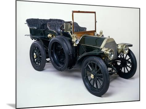 A 1903 Mercedes 60Hp--Mounted Photographic Print