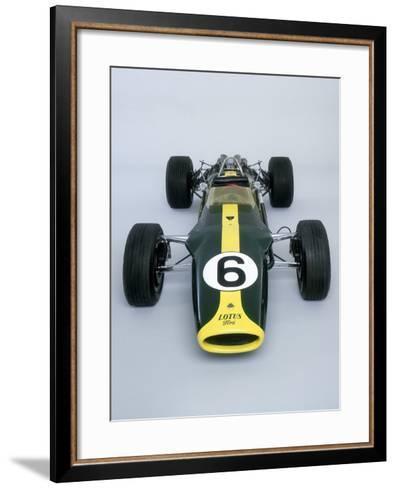 1967 Lotus 49 CR3--Framed Art Print