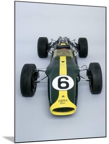 1967 Lotus 49 CR3--Mounted Photographic Print