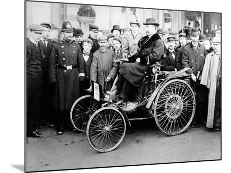 1896 Arnold Car, (C1896)--Mounted Photographic Print