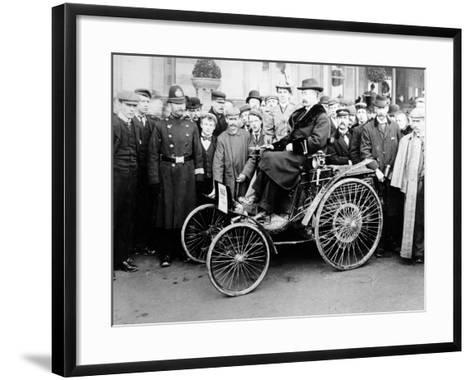 1896 Arnold Car, (C1896)--Framed Art Print