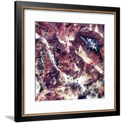 Death Valley, California, USA, 1982-1993--Framed Art Print