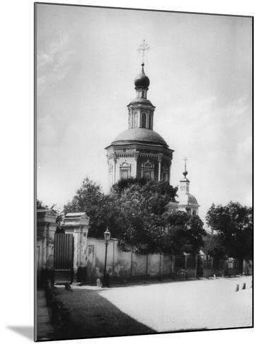 Church of the Life-Giving Trinity, Khokhlovka, Moscow, Russia, 1881- Scherer Nabholz & Co-Mounted Photographic Print