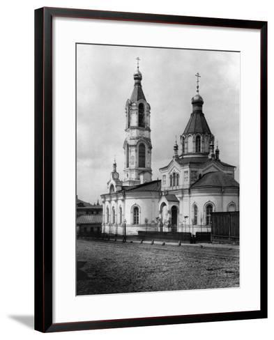 Church of St Nicholas the Miracle Maker, Yamy, Moscow, Russia, 1881- Scherer Nabholz & Co-Framed Art Print