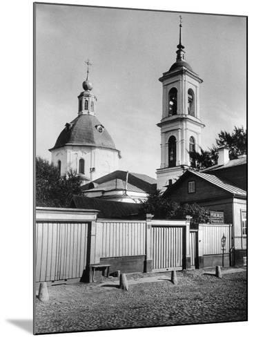 Church of St John the Forerunner, Krechetniki, Moscow, Russia, 1881- Scherer Nabholz & Co-Mounted Photographic Print