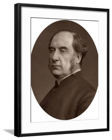 William Thomson, Archbishop of York, 1878-Lock & Whitfield-Framed Art Print
