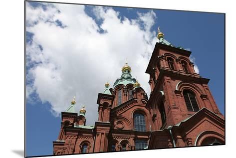 Uspenski Cathedral, Helsinki, Finland, 2011-Sheldon Marshall-Mounted Photographic Print