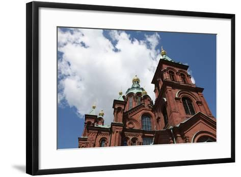 Uspenski Cathedral, Helsinki, Finland, 2011-Sheldon Marshall-Framed Art Print