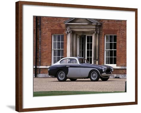 1951 Ferrari 195 Inter Vignale--Framed Art Print