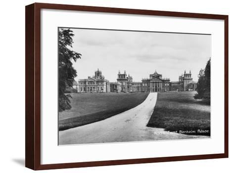 Blenheim Palace, Woodstock, Oxfordshire, Early 20th Century--Framed Art Print