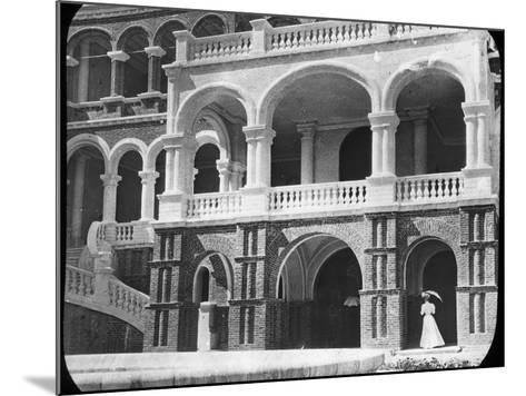 Khartoum Palace, Sudan, C1890-Newton & Co-Mounted Photographic Print