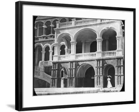 Khartoum Palace, Sudan, C1890-Newton & Co-Framed Art Print