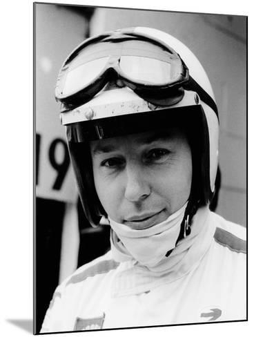 John Surtees at the Belgian Grand Prix, 1968--Mounted Photographic Print