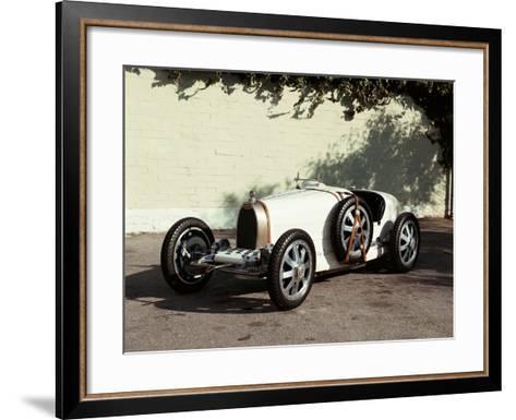 1927 Bugatti Type 37A Grand Prix--Framed Art Print